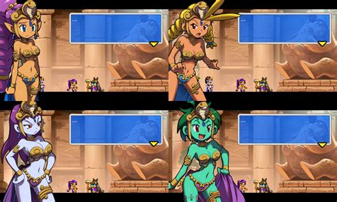 Image Shantae Know Your Meme