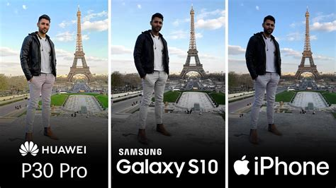 huawei p pro  samsung    iphone xs max camera test comparison gismo news