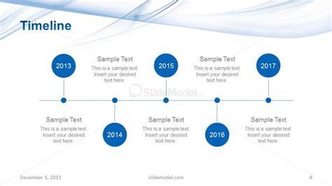 the light company light company project timeline slide design slidemodel