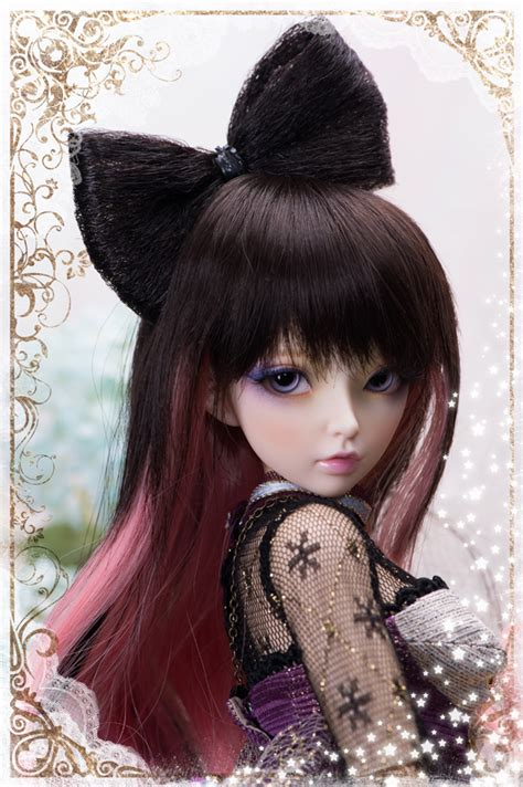 jointed doll height fairyland joint doll shopping mall minifee