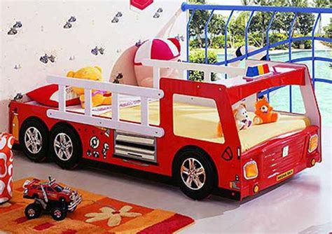 childrens car bedroom set this is awesome c would never sleep again though
