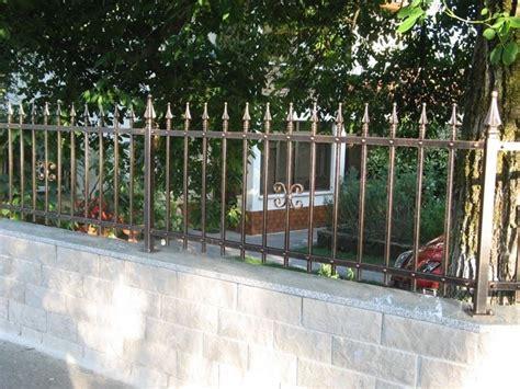 recinzione giardino in ferro recinzioni in ferro recinzioni giardino uso delle