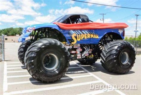 superman truck superman truck the superman jam truck