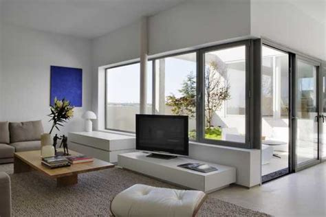 contemporary decor bright modern interiors blending contemporary design and