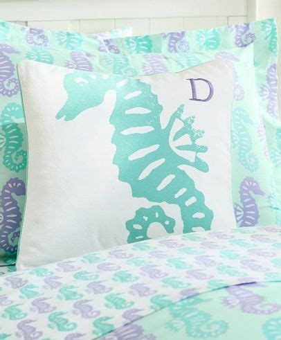 Seahorse Crib Bedding Seahorse Bedding In Mint Lavender Http Rstyle Me N G7vw6nyg6 Mint Pinterest Seahorses
