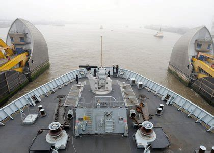 thames barrier deployed pla galleries