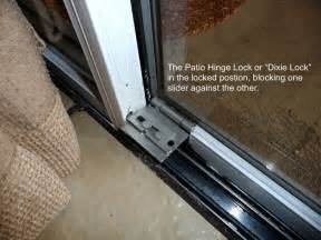 how to secure patio doors door security sliding door security