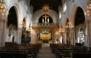 Lighting Carshalton All Saints Church Carshalton Light Perceptions