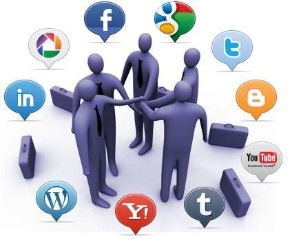 imagenes de redes sociales e internet la influencia de las redes sociales en el posicionamiento