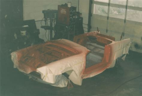 jeromes sunbeam pages  rebuild body