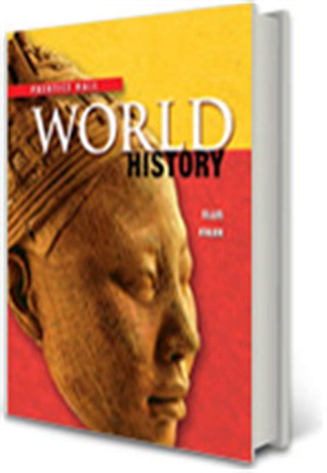 Urgencysiaw Prentice Hall World History Study Guide