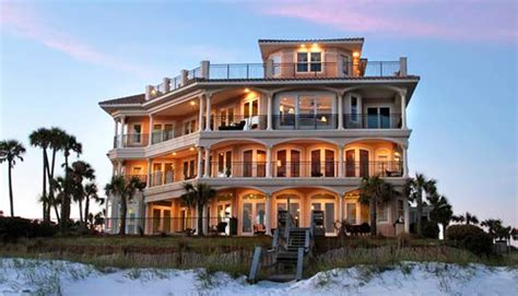 house for rent in destin florida fall shoulder season 30 highest value getaways with big