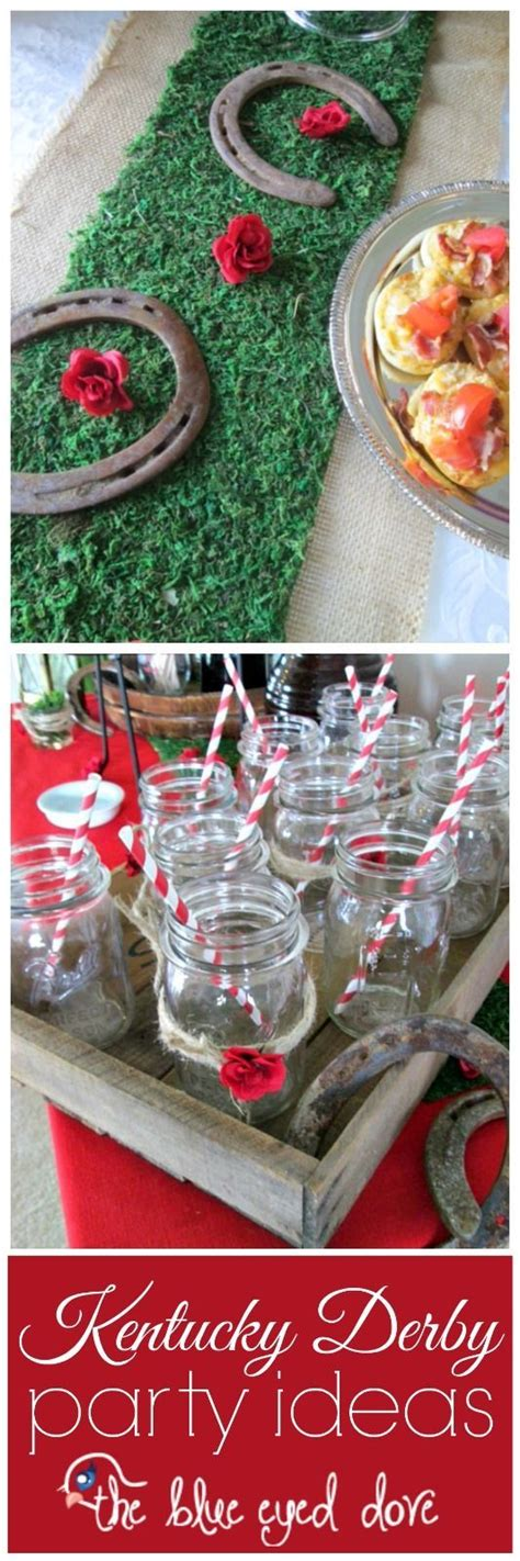 17 best images about kentucky derby party ideas on