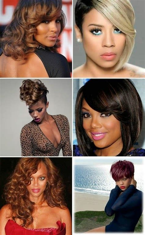 how many types of haircuts are there hair color for black women 2014 hairstyles hair color