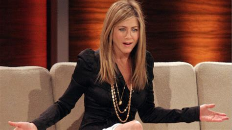 jennifer aniston today jennifer aniston on the quot today quot show pressure to be a