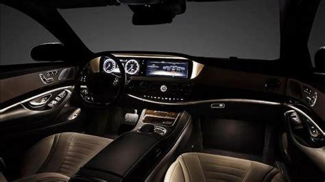 interni mercedes classe s nuova mercedes classe s gli interni motor1 italia