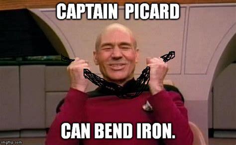 Jean Luc Picard Meme Generator - picard win imgflip