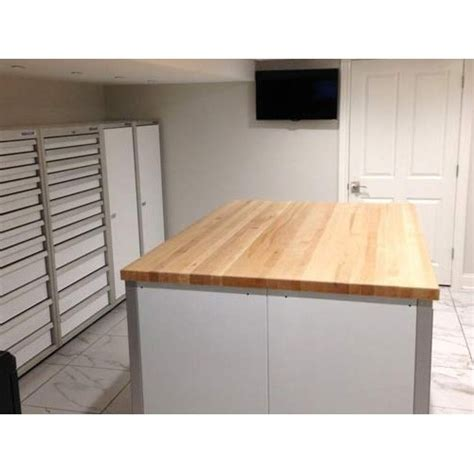 Garage Counters by Proii Stainless Steel Garage Countertops Moduline