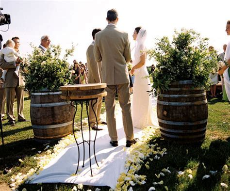 Top 10 Eco Friendly Wedding Ideas   Earcandy
