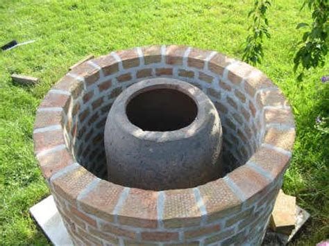 backyard tandoor oven homemade tandoor oven patio and backyard ideas pinterest ovens homemade and pots