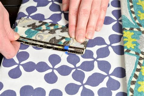 sewing back tab curtains how to sew lined back tab curtains ofs maker s mill