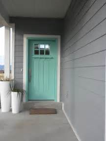 door accent colors for greenish gray modern exterior design ideas aqua front doors front doors and aqua