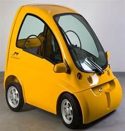Electric Car Design Technology Kenguru Wheelchair Friendly Electric Car
