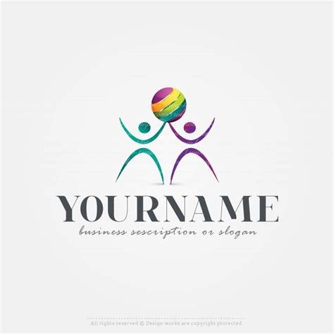 Design A Group Logo | create a logo people group logo template