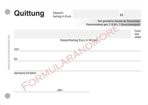 Rechnung Schweiz Deutschland Mehrwertsteuer 3x Quittungsblock F Kleinunternehmer A 100 Blatt Quittungen Quittungsbl 246 Cke Neu Ebay