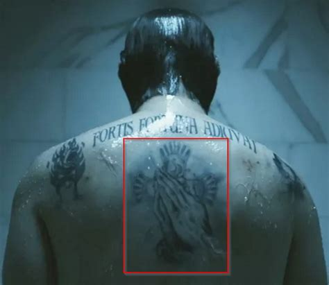 John Wick Tattoo Fortuna | movie john wick back tattoo what do john wick s tattoos
