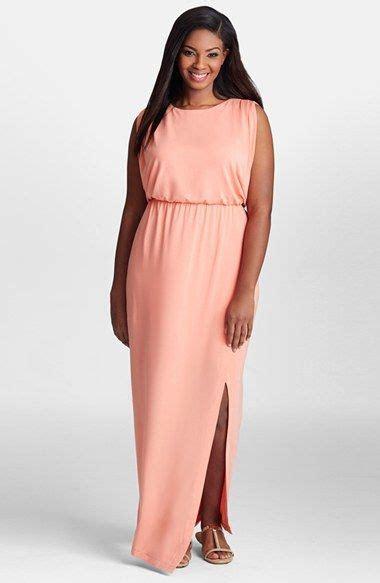 Maxi Dress Syari Pastel Realpic mynt 1792 sleeveless jersey blouson maxi dress plus size available at nordstrom