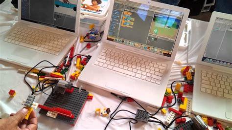 tutorial scratch y lego wedo physical computing for kids scratch plus lego wedo youtube