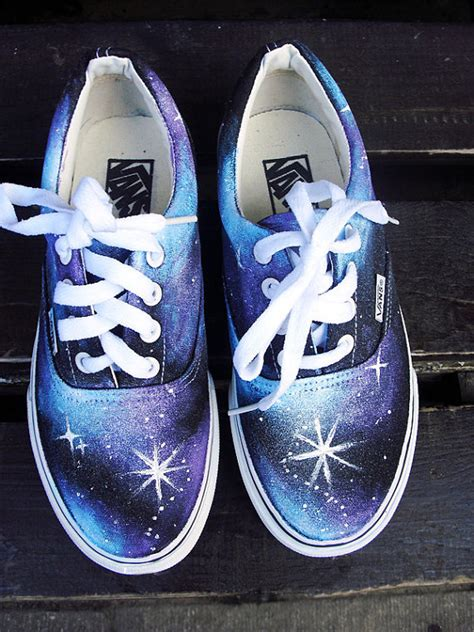 galaxy vans shoes galaxy shoes for sale galaxy by ajdv on