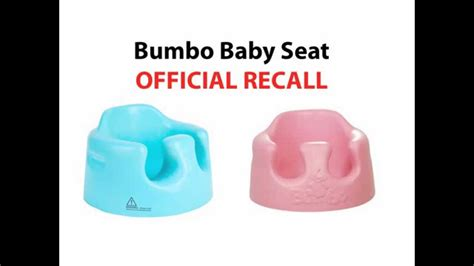 important bumbo baby seat recall 4 million infant floor