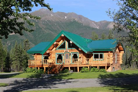 log cabin lodge log cabin wilderness lodge tok valley mentasta alaska