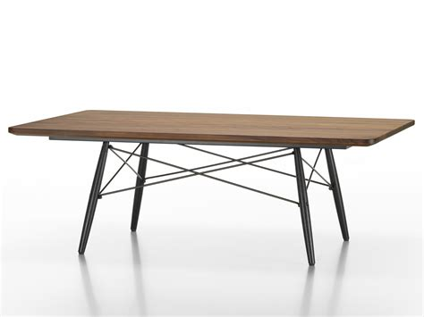 Buy the Vitra Eames Coffee Table Rectangular at Nest.co.uk