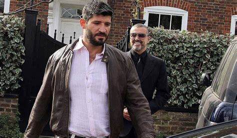 george michael death coroner rules star died of natural george michael s lover fadi fawaz questioned over the star