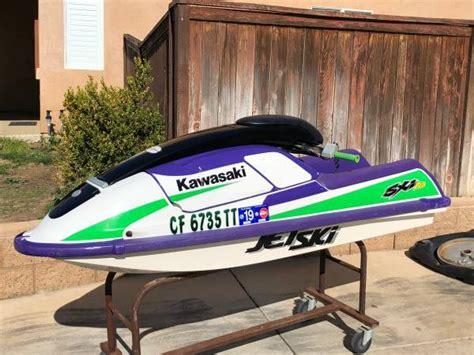 jet boats for sale inland empire 1998 kawasaki 750 sxi pro jet ski 2500 murrieta