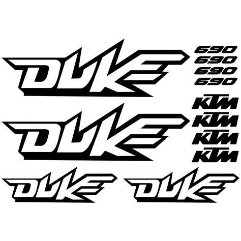 Ktm Duke 690 Decals Ktm Duke 690 Stickers Autos Weblog