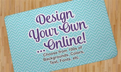 Design Your Own Area Rug Personalized Youcustomizeit Make Your Own Area Rug