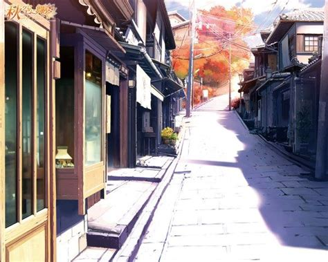 P Animestore by Anime City Store Fronts Buildings