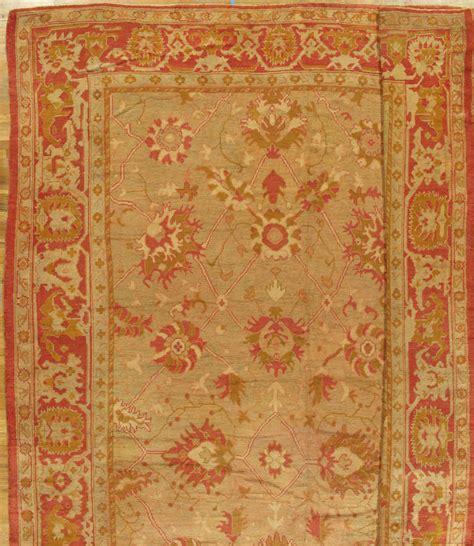 Handmade Turkish Rugs - antique oushak carpet turkish rugs handmade