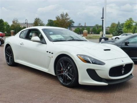 maserati coupe 2014 2014 maserati granturismo mc coupe data info and specs