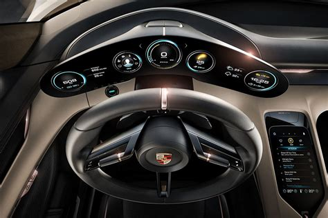 porsche stinger interior design electric car design free engine image for user
