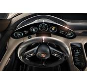 Porsche Mission E Concept Interior Design  HiConsumption