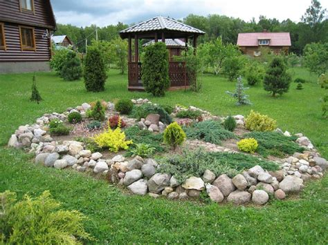 How To Build Rock Garden How To Build A Rockery Step By Step