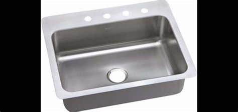 dayton elite stainless steel sink elkay dayton elite single bowl drop in undermount