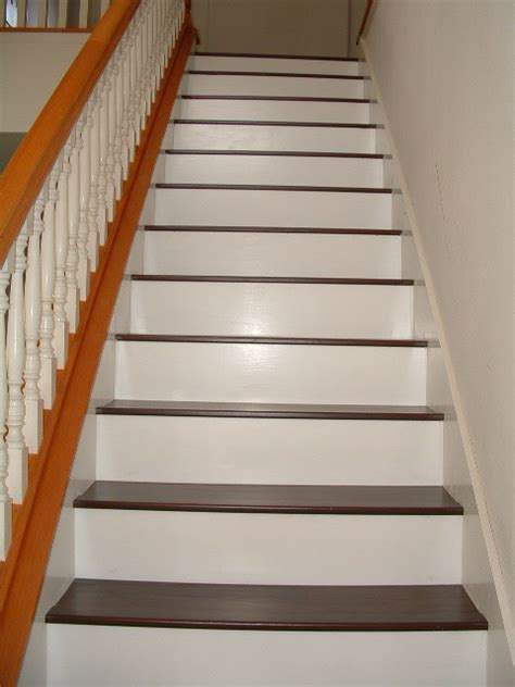 installing laminate flooring on stairs diy stairs
