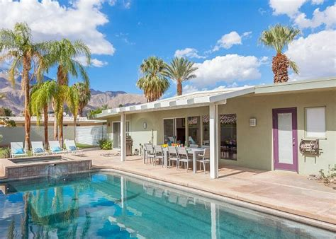 palm house rental april in palm springs 10 great vacation home rentals