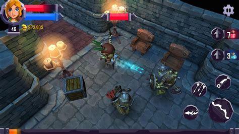 game rpg mega mod heroes curse v2 0 7 mega mod apk free download top free